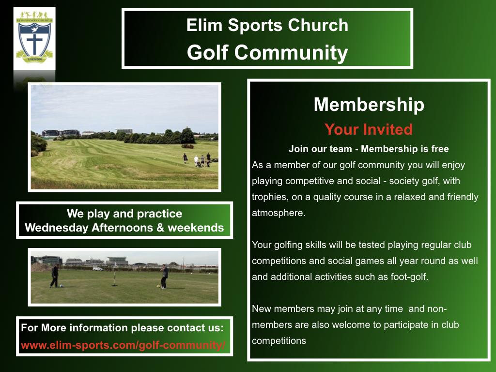 ESC - Golf Community .001